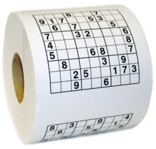 Sudoku_Klopapier