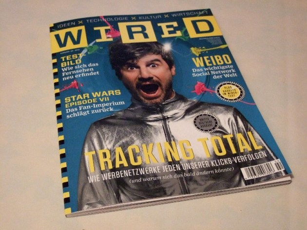 Wired - dritte Deutsche Ausgabe