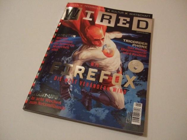 Wired – vierte Deutsche Ausgabe