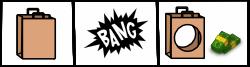 Symbol Comicstrip