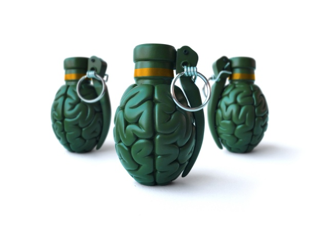 Gehirngranate