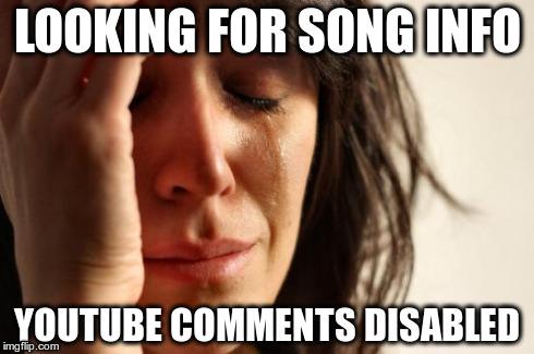 first world problem meme