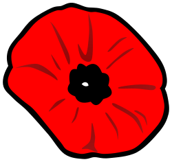 Mohnblume Remembrance Day