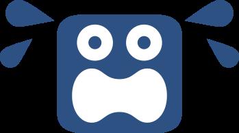 Panik Emoticon