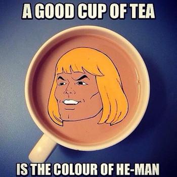 Meme Tee & He-Man