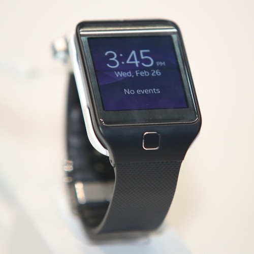 Smartwatch mit Display