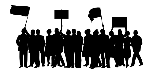 Protest-Demo